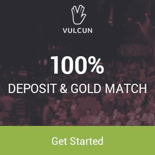 Vulcun Promo Code - VBONUS - #1 Free Bonus